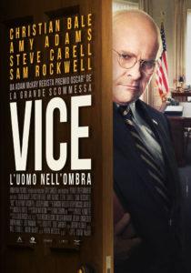 Vice - L'uomo nell'ombra poster definitivo
