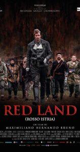 red land locandina