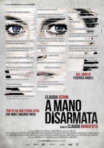 A mano disarmata poster