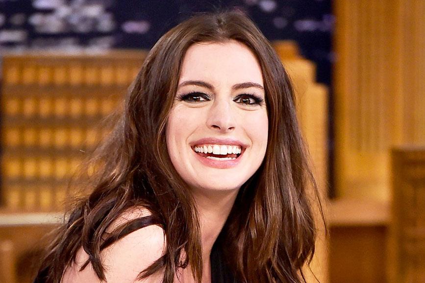 Anne Hathaway news film