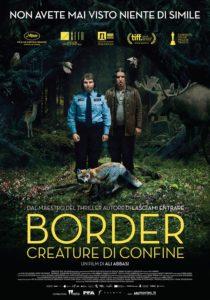 Border - Creature di confine poster