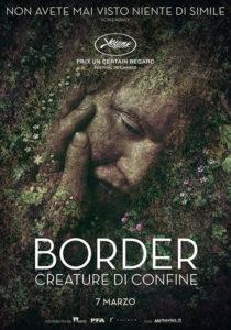 Border - Creature di confine poster def
