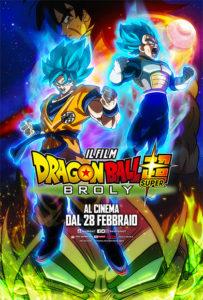 Dragon Ball Super: Broly - Il Film poster