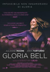 Gloria Bell poster ita