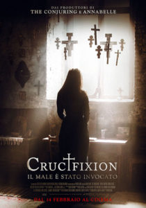 Crucifixion – Il male è stato invocato locandina