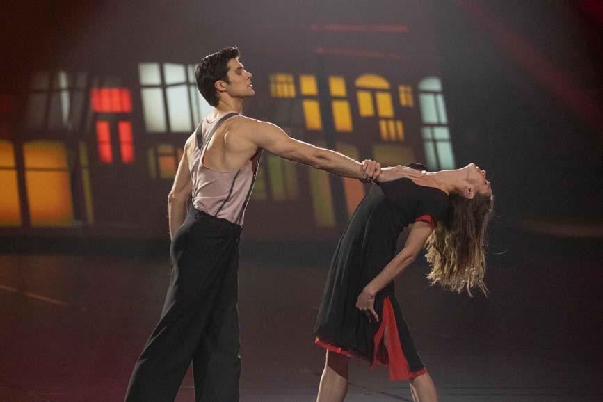 Roberto Bolle Danza con me Polina