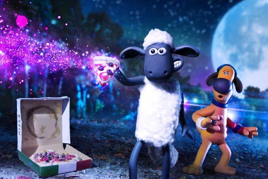 Shaun, vita da pecora: Farmageddon - Il Film (2019)