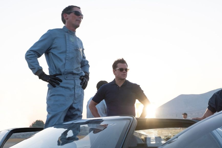 Box Office Italia: Bale e Damon sul podio