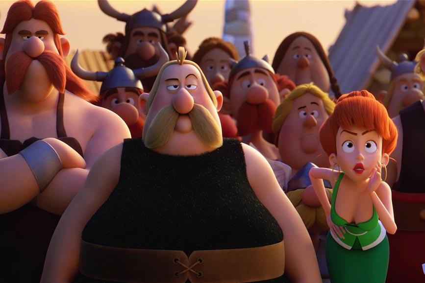 Asterix e il segreto della pozione magica review