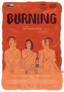 Burning - L'amore brucia poster