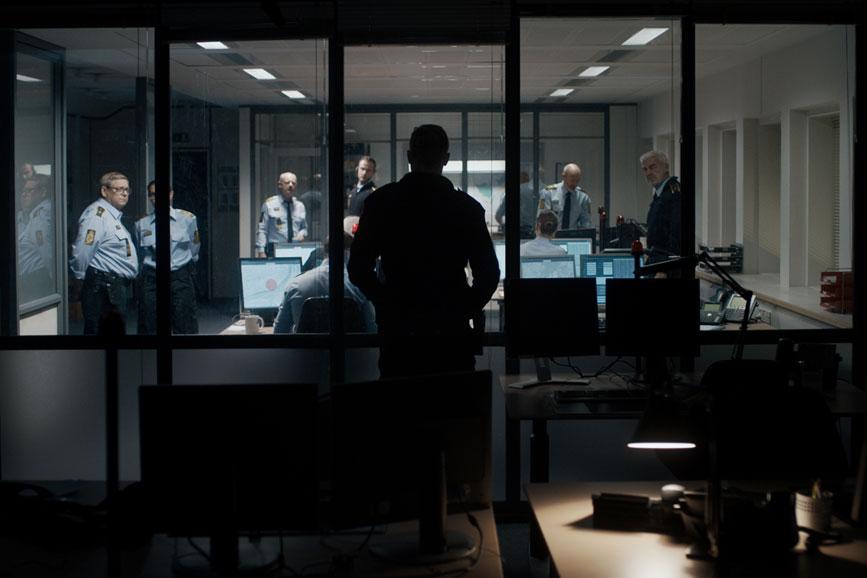 Il colpevole - The Guilty: conferenza stampa sul film
