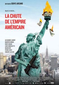 La caduta dell'impero americano poster