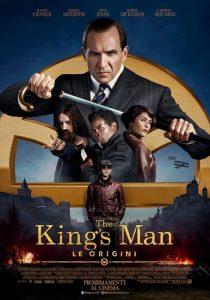 The King's Man film