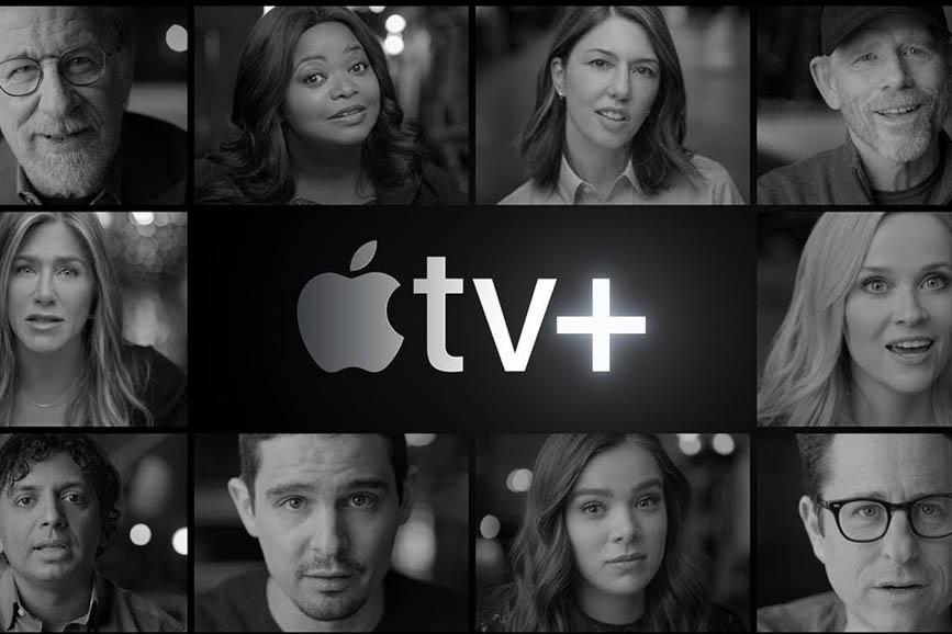 Apple tv+ news