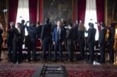 Bentornato Presidente!: il regista e il cast incontrano la stampa