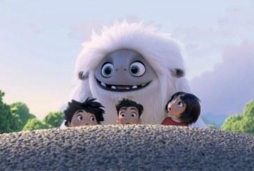 """Box office USA: """"Il piccolo Yeti"""" conquista la vetta"""