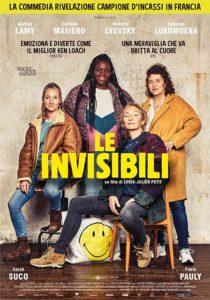 Le invisibili poster