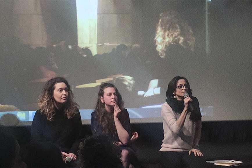 Sofia: regista e distribuzione incontrano la stampa
