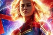 """Box Office Italia: """"Captain Marvel"""" mantiene la prima posizione"""