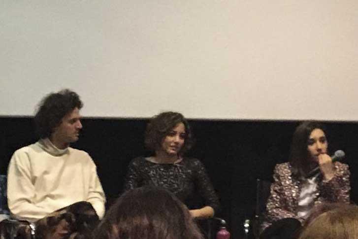 Likemeback: il regista e il cast incontrano la stampa