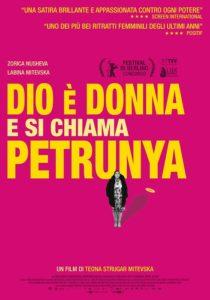 Dio è donna e si chiama Petrunya poster