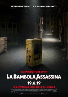 locandina bambola assassina 2019