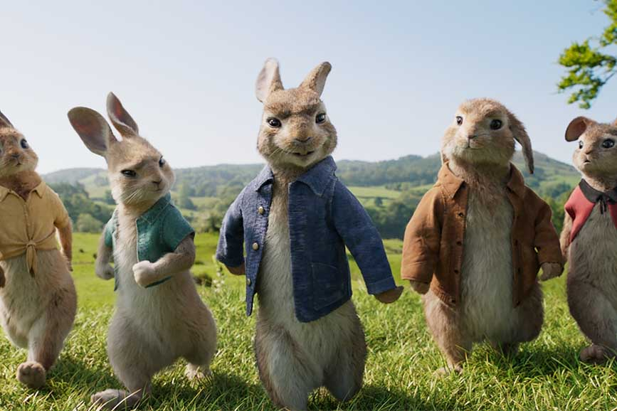 Peter Rabbit 2 - Un birbante in fuga (2020)