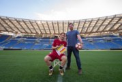 """Francesco Totti per """"L'ultima notte da capitano"""" di Alex Infascelli"""