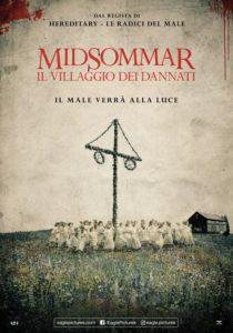 Midsommar – Il villaggio dei dannati poster ita