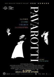 Pavarotti poster ita