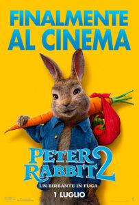 Peter Rabbit 2 - Un birbante in fuga poster
