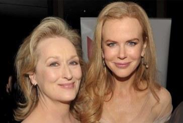 "Meryl Streep, Nicole Kidman, Ariana Grande in ""The Prom"" di Ryan Murphy"