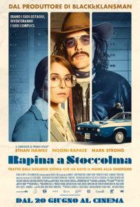 Rapina a Stoccolma locandina