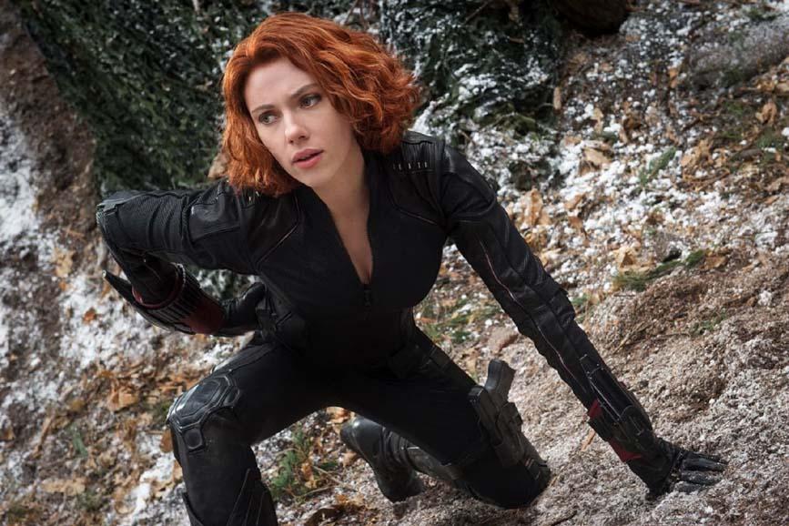 Scarlett Johansson Marvel Black Widow