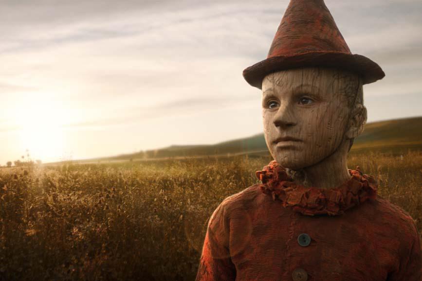 Pinocchio di Garrone