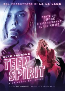Teen Spirit Locandina Ita