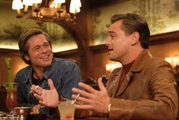 """Box office Italia: riconfermato il successo di """"C'era una volta a… Hollywood"""""""