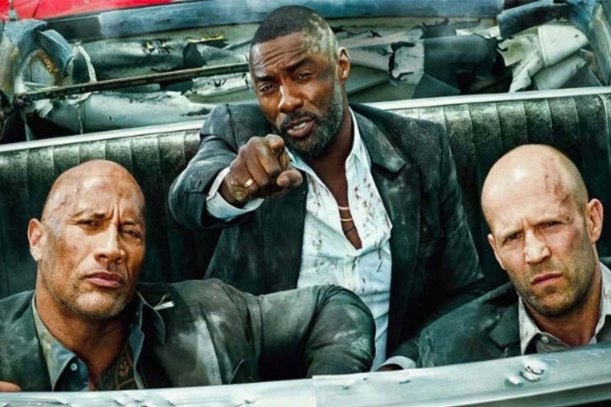 Fast & Furious: Hobbs & Shaw Amazon Prime Video