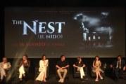 The Nest – Il nido: il cast al gran completo per la presentazione alla stampa