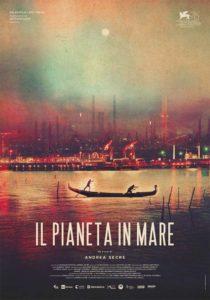 Il pianeta in mare_poster