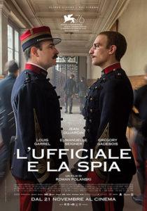 L'Ufficiale e la Spia poster ita