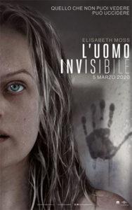 L'uomo invisibile poster