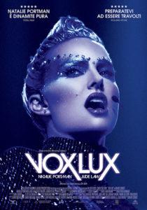 Vox Lux locandina Ita