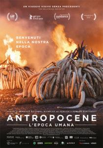 Antropocene - L'epoca umana poster