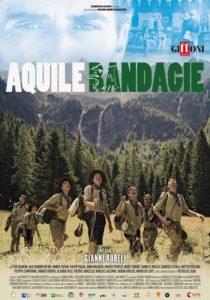 Aquile Randagie poster