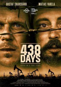 438 Dagar poster
