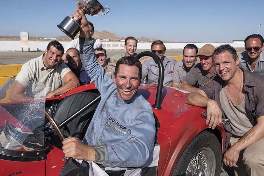 Le Mans 66 - La grande sfida: presentato oggi alla stampa
