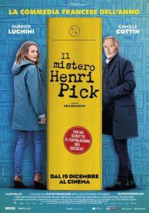 Il mistero di Henri Pick poster