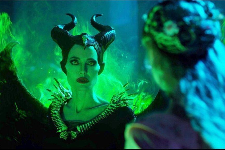 Maleficent Signora del male angelina jolie