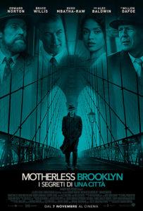 Motherless Brooklyn - I segreti di una città poster
